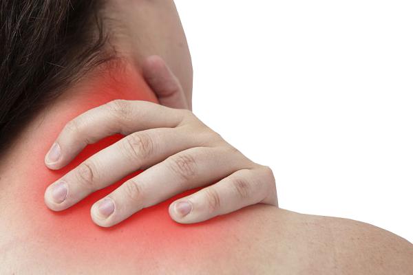 首の痛み,肩こり,炎症
